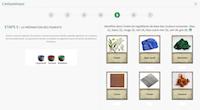 Dossier pédagogique sur l'enluminure : la préparation des pigments (Bibliothèque virtuelle de Clairvaux)