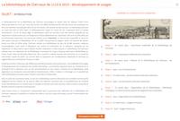 Dossier d'autoformation : la bibliothèque de Clairvaux de 1115 à 2015 (Bibliothèque virtuelle de Clairvaux)