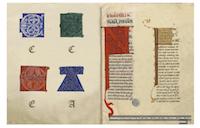 Feuilletoire : la Grande Bible de Clairvaux (Bibliothèque virtuelle de Clairvaux)