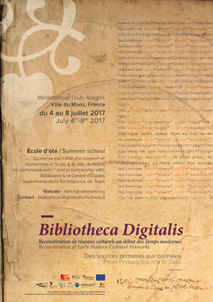 Le Mans summer course - Bibliotheca Digitalis