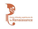 Logo Centre d'Etudes Supérieures de la Renaissance
