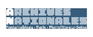 Logo Archives nationales (France)
