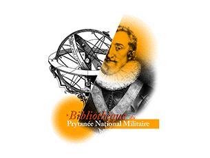 Logo Bibliothèque du Prytanée militaire, La Flèche