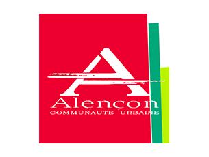 Logo Médiathèque de la Communauté urbaine d'Alençon