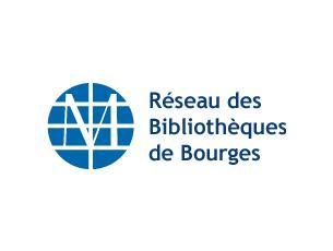 Logo Réseau des Bibliothèques de Bourges