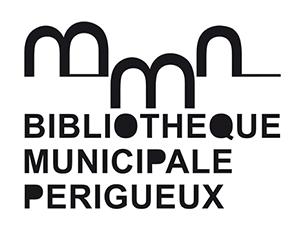 Logo Bibliothèque municipale de Périgueux