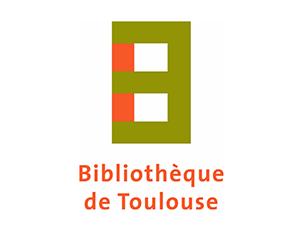 Logo Bibliothèque municipale de Toulouse