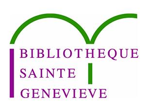 Logo Bibliothèque Sainte-Geneviève