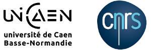 logos CNRS - Université Caen