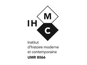Logo Institut d'Histoire Moderne et Contemporaine (CNRS)