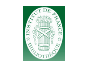 Logo Bibliothèque de l'Institut de France