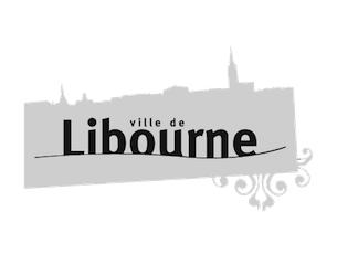 Logo Ville de Libourne