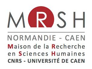 Logo Maison de la Recherche en Sciences Humaines, Université de Caen