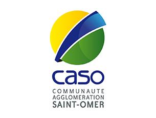 Logo Communauté d'Agglomération de Saint-Omer