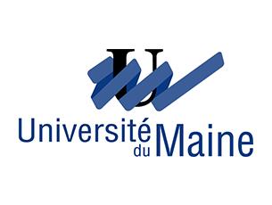 Logo Département d'Histoire, Université du Maine